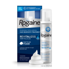 ORIGINAL MEN'S ROGAINE FOAM Extra Strenght 5 PERCENT